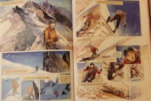 """Album """"retour à la montagne"""""""